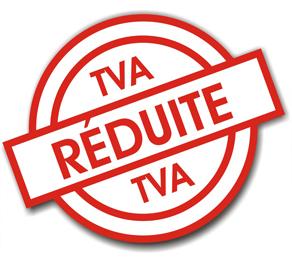 TVA réduite à 5,5%